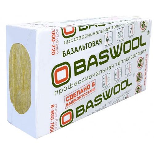 Baswool Вент Фасад 80 1200*600*50 (6 шт; 0,216 м3, 4,32 м2)