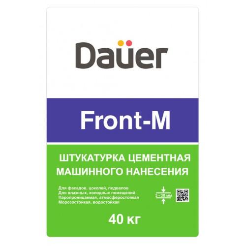 Daüer Front-М для машинного выравнивания стен в производственных и неутеплённых помещениях