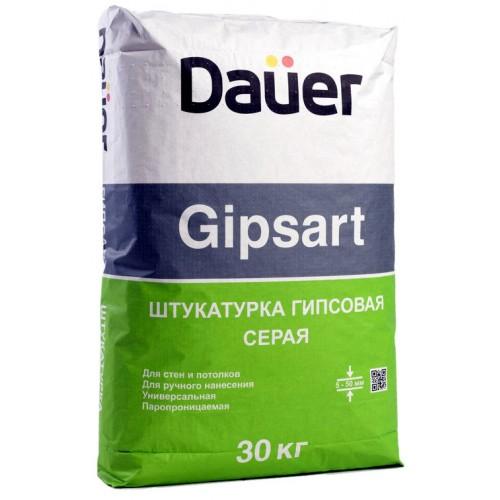 Daüer Gipsart для отделочных работ на стенах и потолках внутри помещений с нормальной влажностью