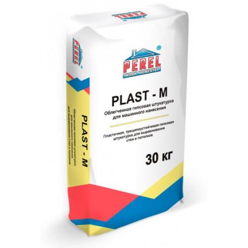 Перел Plast-M отделочных работ на бетонных стенах, кладке из кирпича