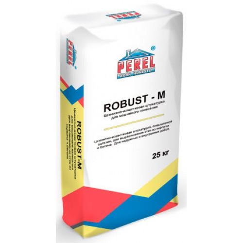 Перел Robust M для машинного и ручного нанесения внутри и снаружи здания