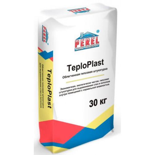Перел TeploPlast для выравнивания стен в жилых помещениях с нормальной влажностью