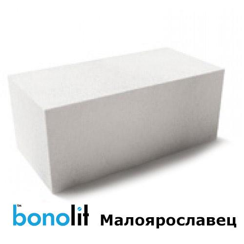 Газобетонные блоки  Бонолит Малоярославец (ДСК ГРАС) D500 625x250x400