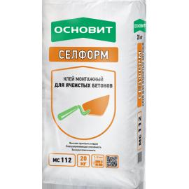 Клей монтажный Основит Селформ МС112 (20 кг)