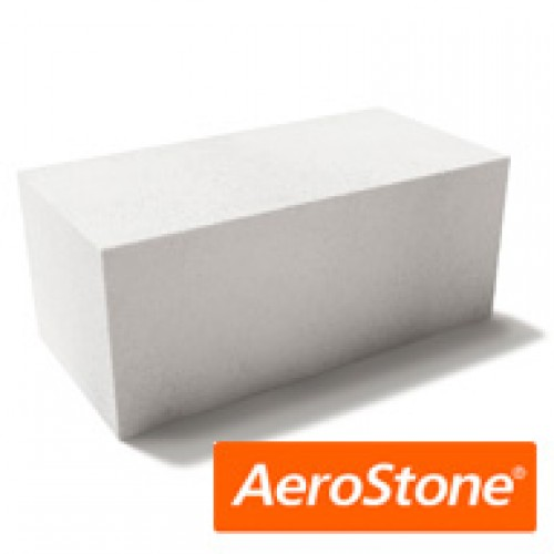 Газосиликатные блоки Aerostone D500 625х300х200