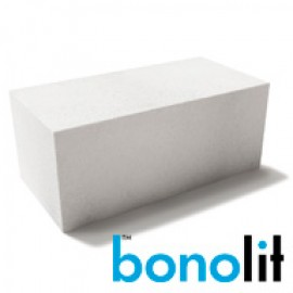 Газобетонные блоки Bonolit D500 600x300x400