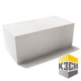 Газосиликатные блоки КЗСМ D500 600x200x250