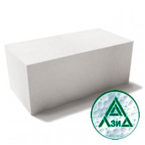 Газосиликатные блоки ЛЗИД D500 100x250x600