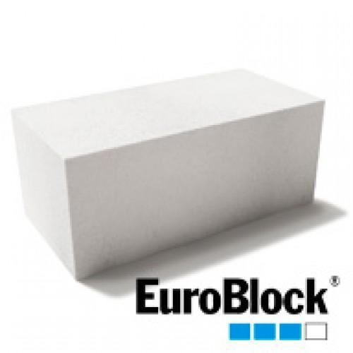 Газобетонные блоки EuroBlock D500 600x300x100