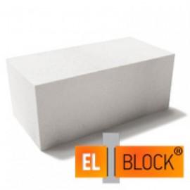 Газосиликатные блоки El Block D500 600х250х300