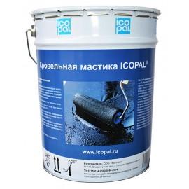 Гидроизоляционная мастика Icopal (21,5 л/18 кг)