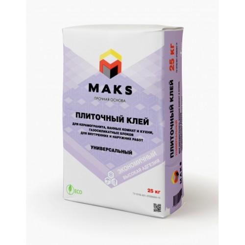 Клей универсальный MAKS (25 кг)