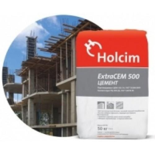 Цемент Holcim ExtraCEM 500 (50 кг)
