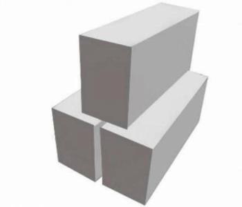 Блоки Бонолит имеют идеальную геометрию