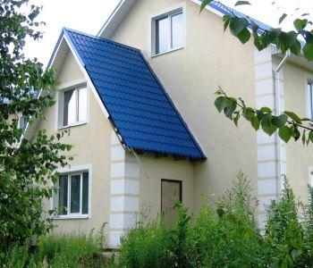 Уютный дом из газосиликата