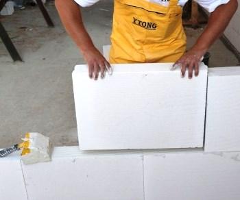 Блоки YTONG обладают идеальной геометрией